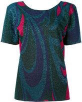 Circus Hotel printed jersey T-shirt - women - Viscose/Polyester - 42