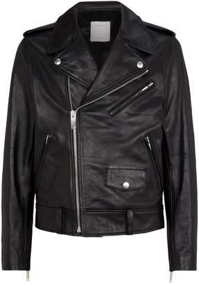 Sandro Leather Jacket