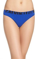 Calvin Klein Women's Seamless Logo Thong