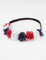 Full Tilt Americana Flower Crown