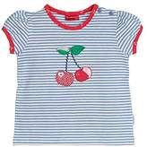 Salt&Pepper SALT AND PEPPER Baby Girls' B Juicy Stripes T-Shirt