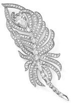 Nadri Feather Pin