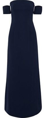 Sachin + Babi Off-the-shoulder Cady Maxi Gown