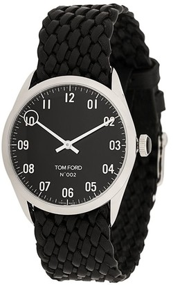 Tom Ford Watches 002 Round 38mm