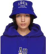 ADER error Blue Oxford Bucket Hat