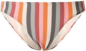 Peony Swimwear Rainbow bikini bottoms
