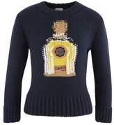 Patou Perfume bottle sweater