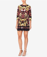 Catherine Malandrino Catherine Hayden Printed Shift Dress