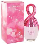 Bebe Love Eau De Parfum Spray for Women (3.4 oz/100 ml)