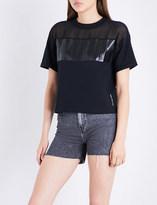 Calvin Klein Teco-3 cotton-jersey T-shirt