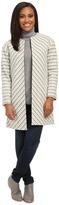Pendleton Petite Chevron Stripe Jacket