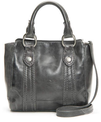 Frye Melissa Mini Antique Leather Crossbody Tote Bag