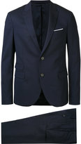 Neil Barrett slim-fit suit - men - Spandex/Elastane/Virgin Wool - 44