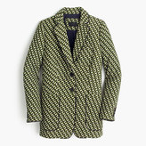 J.Crew Collection blazer in Ratti® geometric tile print