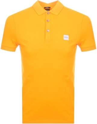 Boss Casual BOSS Casual Passenger Polo T Shirt Orange