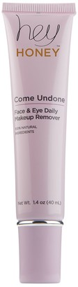 Hey Honey Come Undone Face & Eye Makeup Remover