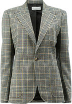 Faith Connexion checked single breasted blazer