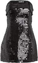 Georgia Alice Strapless Sequin Mini Dress