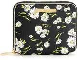 Juicy Couture Fullerton Daisy Small Zip Around Wallet