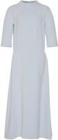 Emilia Wickstead Thais Three Quarter Sleeve Dress