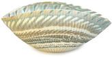 Murano Splendore Collection Shell 12In Bowl