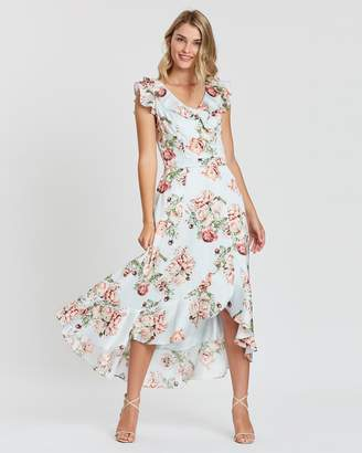 Review Hearts And Flowers Dress