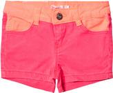 Billieblush Hot Pink Denim Shorts