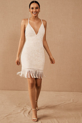 BHLDN Namika Dress By in White Size 2