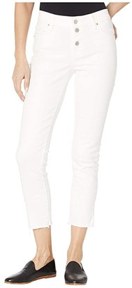 Levi's Womens Womens Classic Mrs Button Front (Milk 'N Sugar) Women's Jeans
