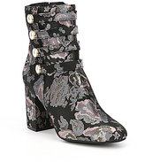 Kenneth Cole Reaction Brocade Time To Be Booties
