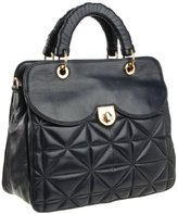 Women's Large Quilted Handbag