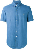 Ralph Lauren short sleeve button-down shirt - men - Cotton - M