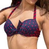 Pour Moi? Pour Moi 7200 Key West Padded U/W Halter Bikini Top