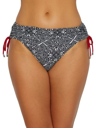 Pour Moi? Starboard Fold-Over Bikini Bottom