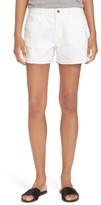 Frame Women's Distressed Denim Shorts