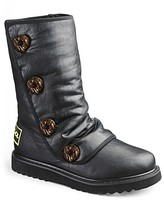 Golddigga Button EEE Fit Boots