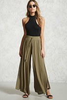 Forever 21 FOREVER 21+ Drawstring Palazzo Pants