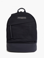 Want Les Essentiels Navy Organic Cotton 'kastrup' Backpack