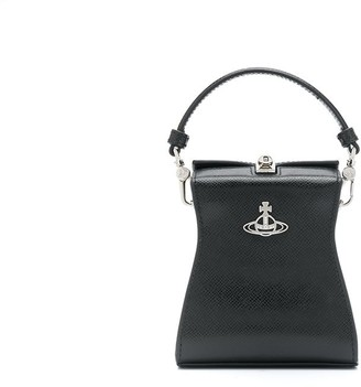 Vivienne Westwood Curved Mini Cross-Body Bag