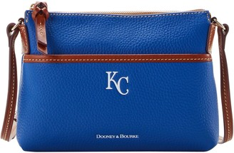 Dooney & Bourke MLB Royals Ginger Crossbody