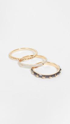Gorjana Amalfi Ring Set