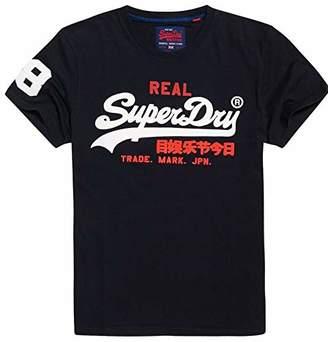 Superdry Men's Vintage Logo TRI T-Shirt