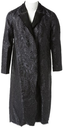 Lanvin Black Coat for Women