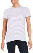 Lord & Taylor Petite Striped Tee