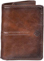 Columbia Men's RFID Trifold Leather Wallet
