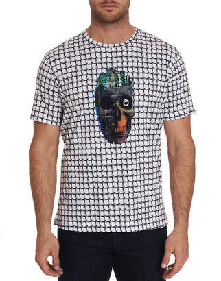 Robert Graham Men's Mindblown Graphic T-Shirt