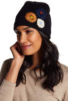 Collection XIIX Flower Power Knit Beanie