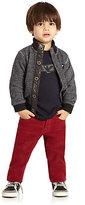 Armani Junior Toddler's & Little Boy's Bomber Jacket
