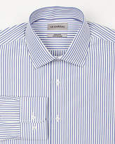 Le Château Stripe Cotton Regular Fit Shirt