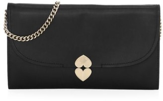 Kate Spade Lula Leather Clutch